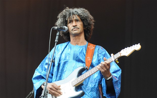 Tinariwen-Mali-from-South-Africa A List of the most Influential Musicians from Southern African