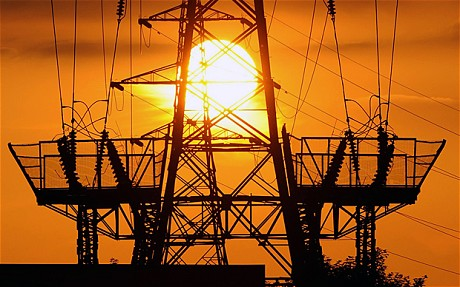 Energy-Secto Why to Invest in Southern Africa?